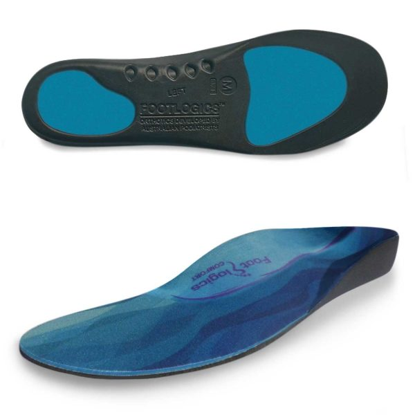 Comfort Orthotic insoles for Ball of foot Pain