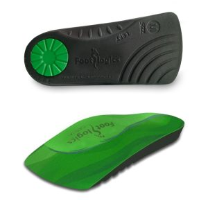 Footlogics Casual 3/4 length orthotics