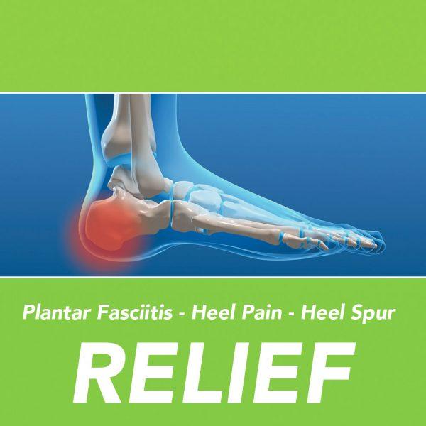 heel pain relief