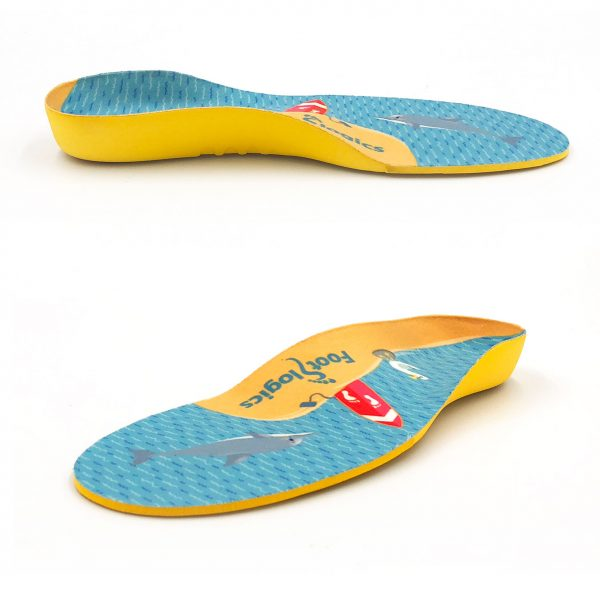 Footlogics Orthotic arch supports for children