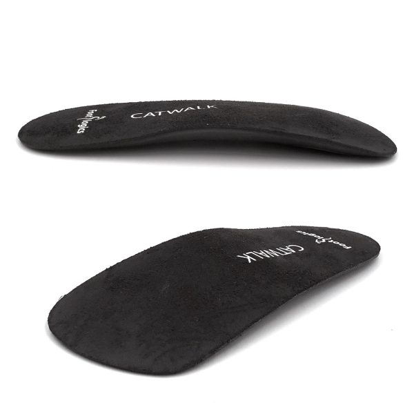 Catwalk orthotic insole for high heels