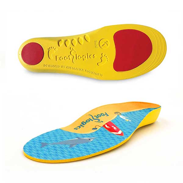 2203696b62 Kids Full-length Orthotic Insoles - for children with flat feet or ...