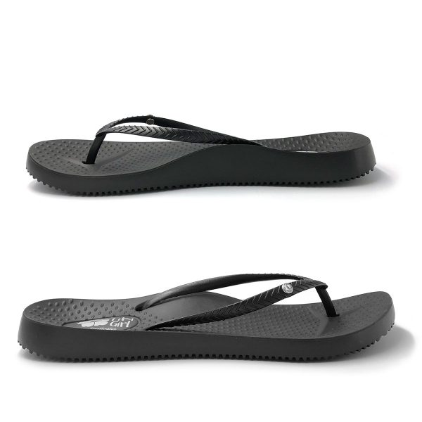Footlogics TIKI GIRL – Black