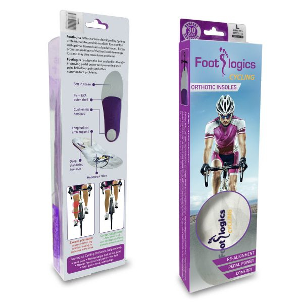 orthotic for cycling