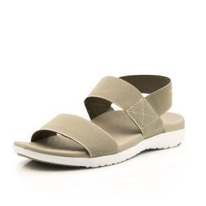 elastic arch support sandal